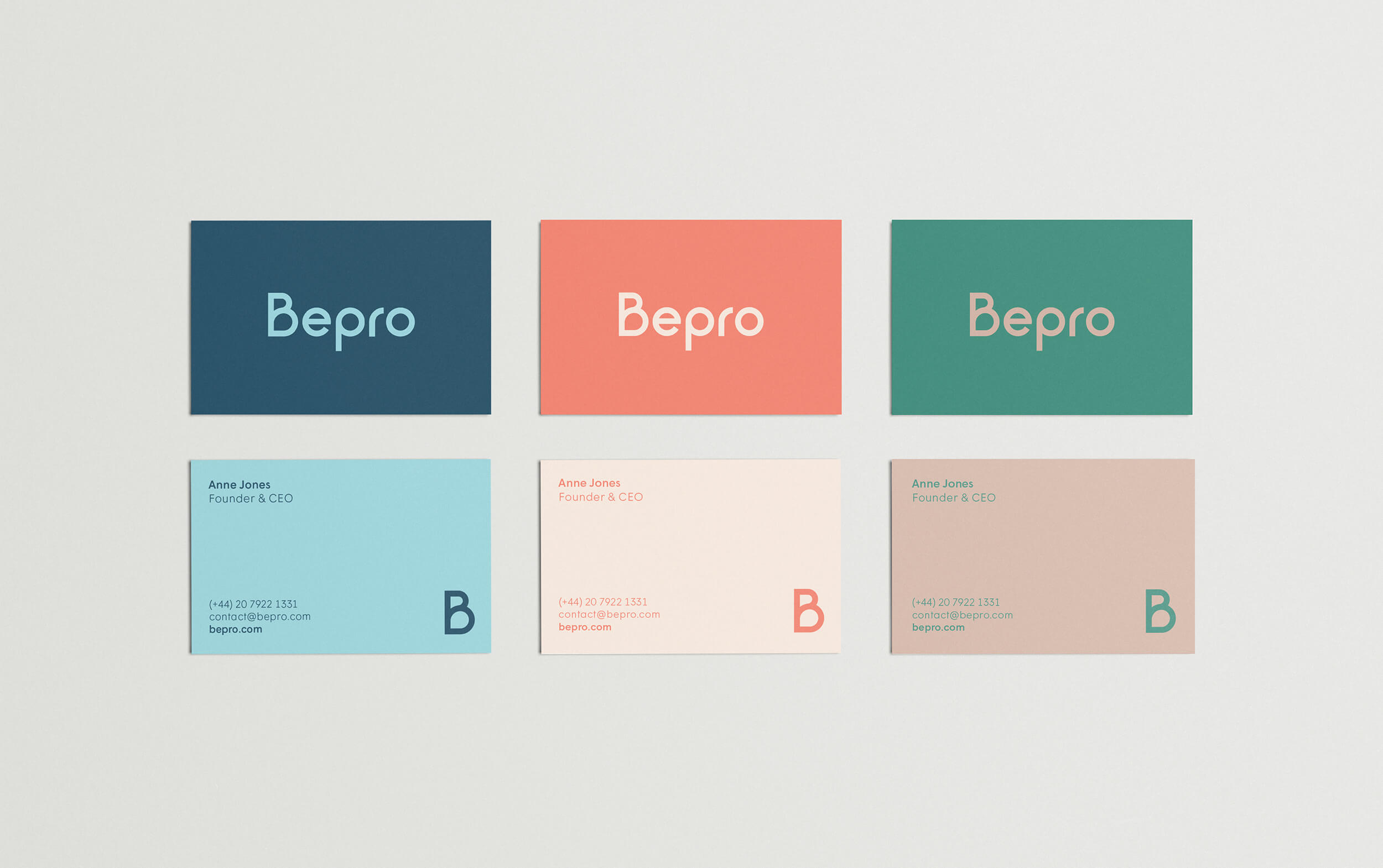 Sonia Castillo Studio Bepro 2